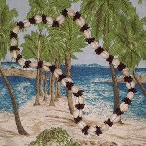 Jewelry - Cowry Shell Chunky Beach Necklace-Vintage